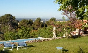 Panorama Aix en Provence