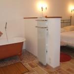 La baignoire, chambre La Pastorale