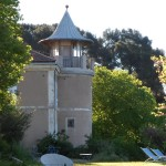 La tour du Pavillon