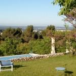 Vue sur Aix en Provence